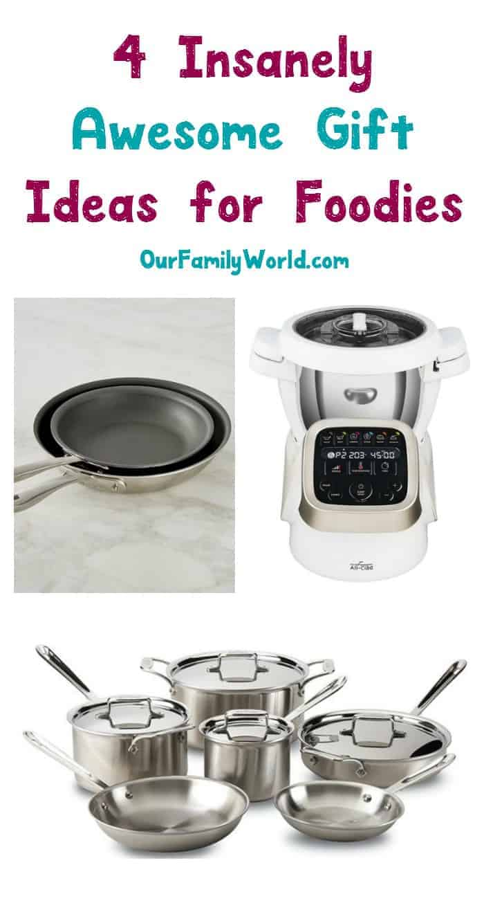 Looking for the perfect gift ideas that keep giving all year long? Check out these kitchen gadget gifts for foodies!