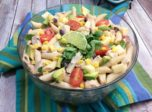Looking for the ultimate picnic side dish? Our cilantro pasta salad recipe is a game changer! Check it out and wow your guests!