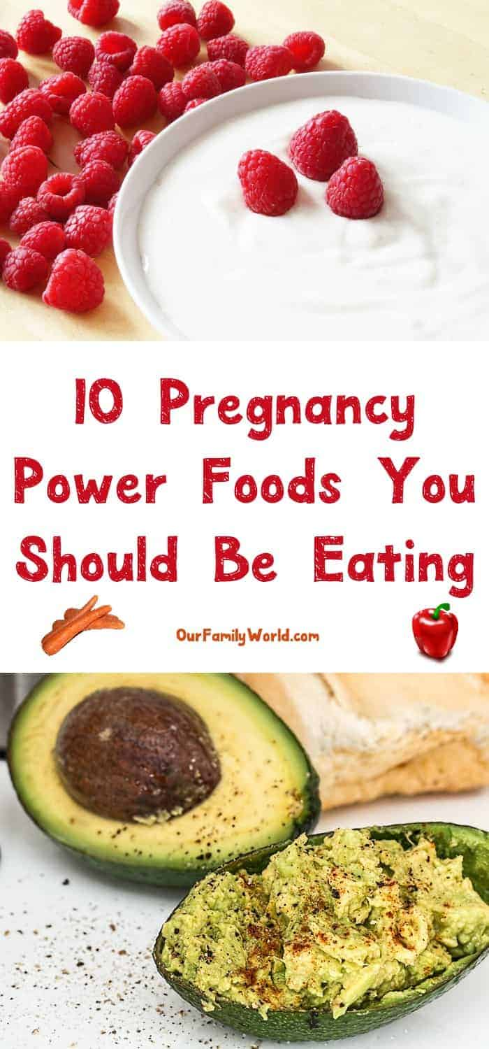 What should you eat during pregnancy to keep both you and your growing baby healthy? We've gathered up 10 of the best pregnancy power foods that you should definitely add to your diet! Let's check them out!