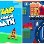 Make Math Fun for Kids with Zap Zap Kindergarten Math App!