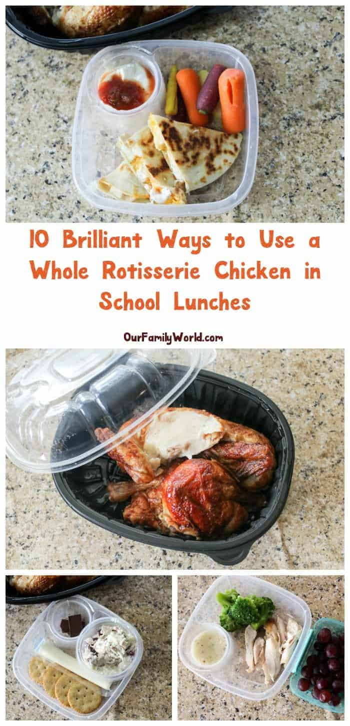 Check two things off your back to school to-do list at once with Boston Market's $1.99 whole rotisserie chicken deal! Check it out!