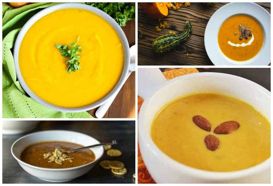 Chase away the chill on a cold fall night with these 15 amazingly delicious spiced pumpkin soup recipes that will make you feel all warm inside!