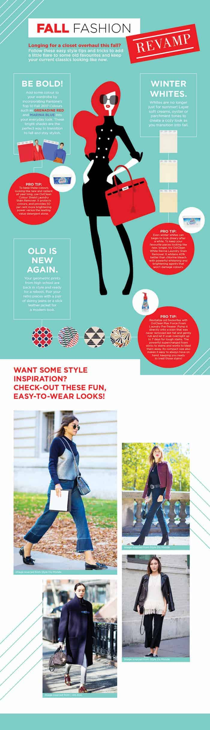 Revitalize your fall wardrobe without spending a fortune with these 3 easy tips and great look ideas! Check them out!