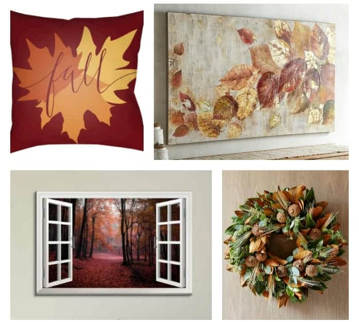 These gorgeous home decor ideas are just what your house needs to make the transition from bright sunny summer colors to the warmer, richer shades of Autumn. Check them out!