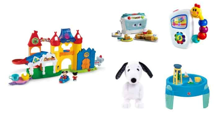 We've got the perfect gift ideas for toddlers! Check out ten toys that should be on every parent's list to buy this year!