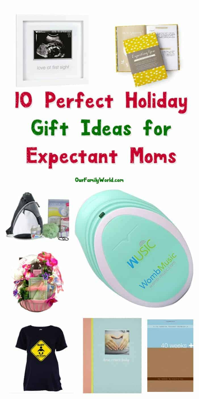 10 outstanding christmas gift ideas for expectant moms Perfect christmas gifts for mom