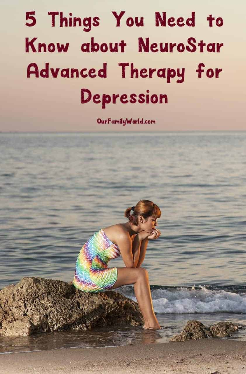 What makes NeuroStar® Advanced Therapy so innovative? Check out 5 things you really need to know about this incredible depression treatment option!