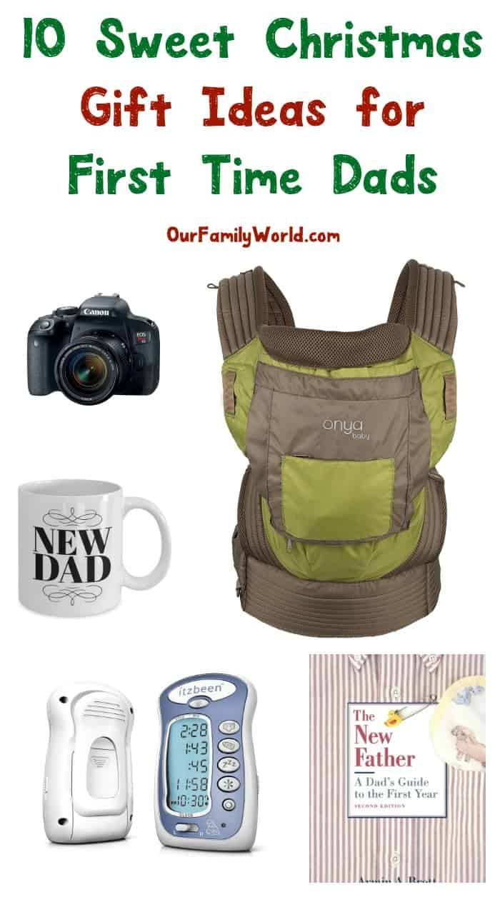 what do you get a new papa for the holidays check out our top 10