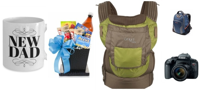 What do you get a new papa for the holidays? Check out our top 10 Christmas gift ideas for first time dads! Which is your favorite?