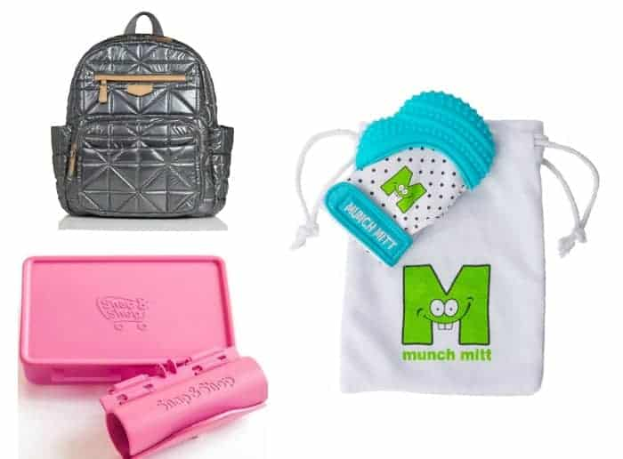 Survive those marathon holiday shopping sprees with tiny tots thanks to these 5 innovative product helpers! Check them out!