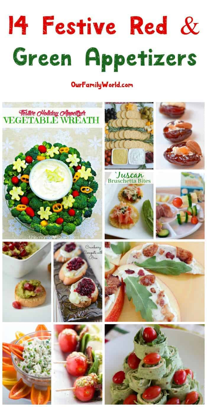 Christmas Appetizers 2021