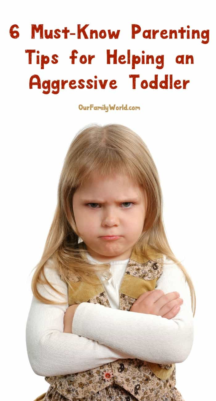Wondering how to help your aggressive toddler get along better with others? Today, we're sharing a few parenting tips for dealing with an angry tot. We'll also talk a bit about when to worry about your toddler's aggression and seek outside help. Let's check it out, shall we?