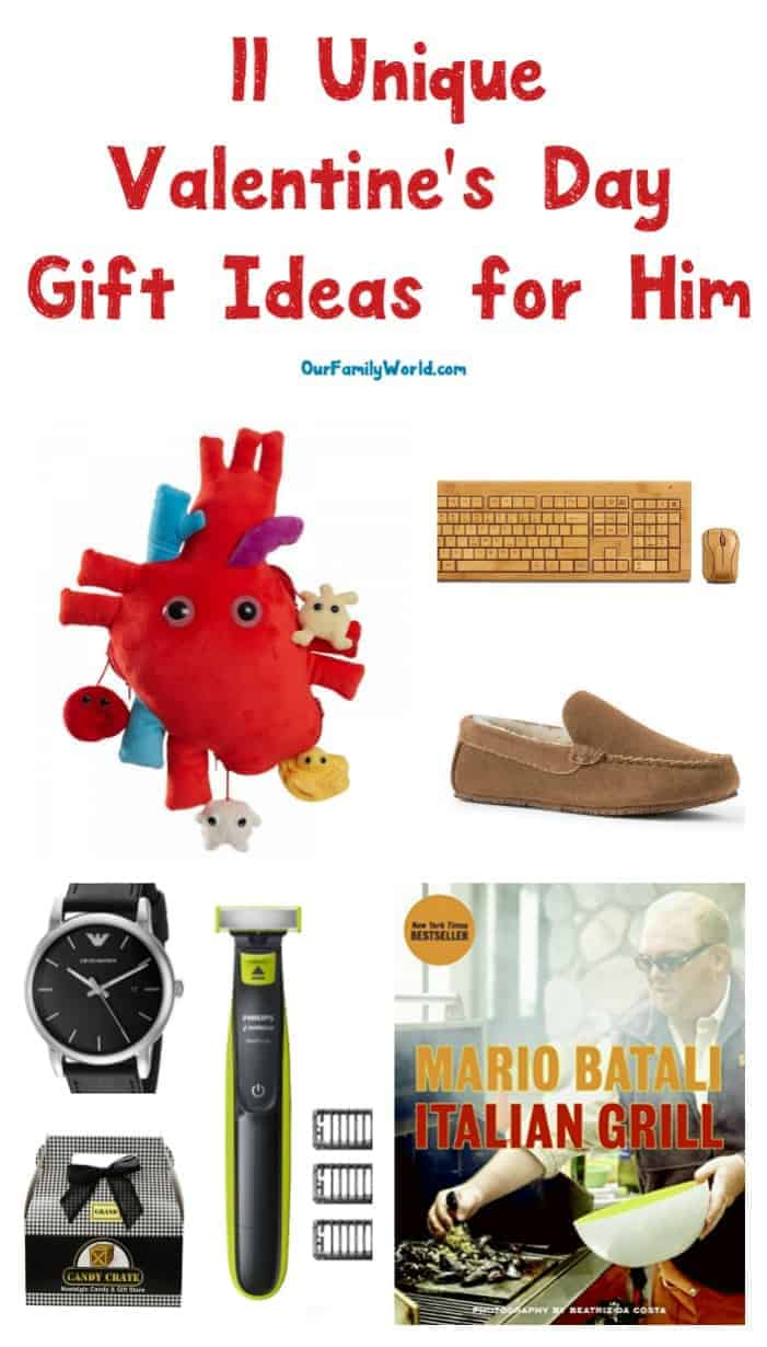 11 Amazingly Unique Valentine 39 S Day Gifts For Him