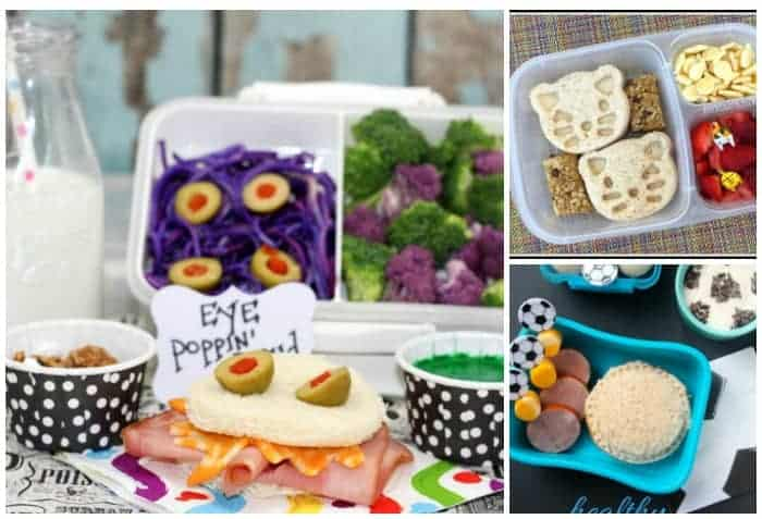 Having a hard time finding fun school lunch ideas for your kids? Shake off the lunch-making blues with these 14 bento box ideas that I have gathered for you!