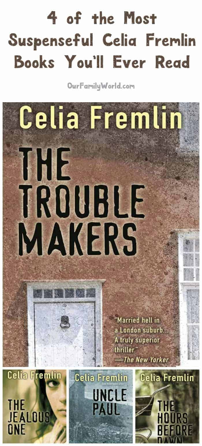 Ready to get lost in a few good mystery books for adults? Celia Fremlin is your new best friend when it comes to mysteries that you can't put down. Read on for a review of The Trouble Makers, plus learn more about her other books on Dover Mystery Classics!