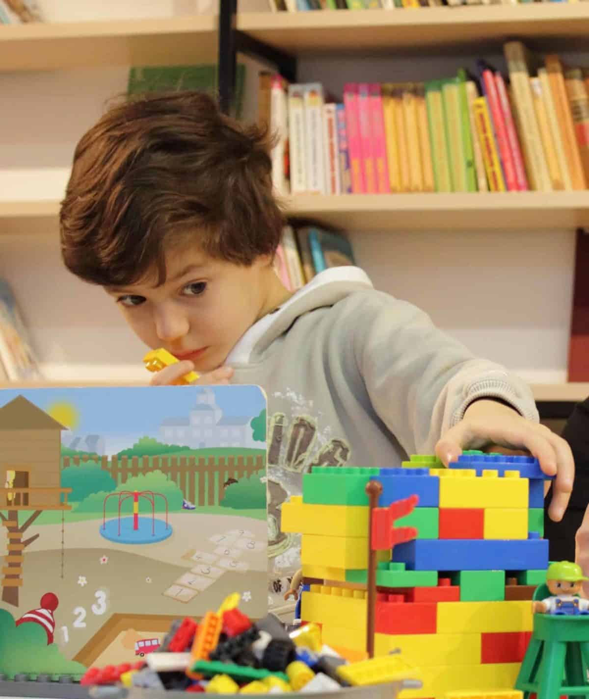 Are you looking for an educational toy gift that's really fun? LEGO is capable of boosting any child's intelligence while still being fun