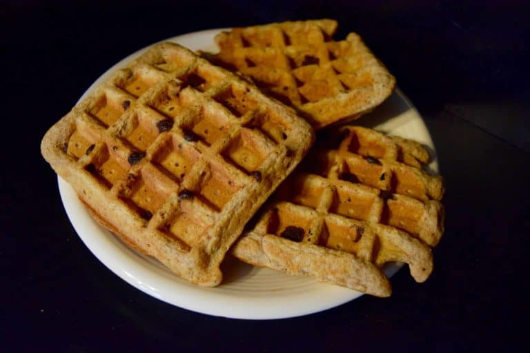 Whole Wheat Waffles That Your Whole Family Will Love