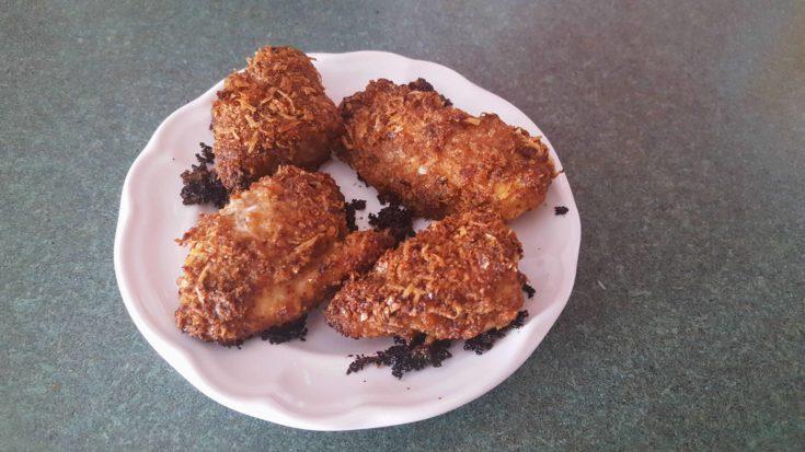 Breaded Honey Mustard Chicken Tenders